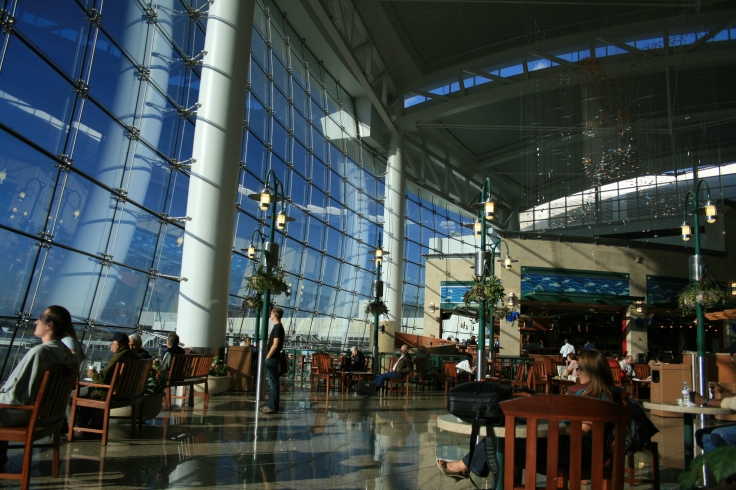 195-Seattle Airport