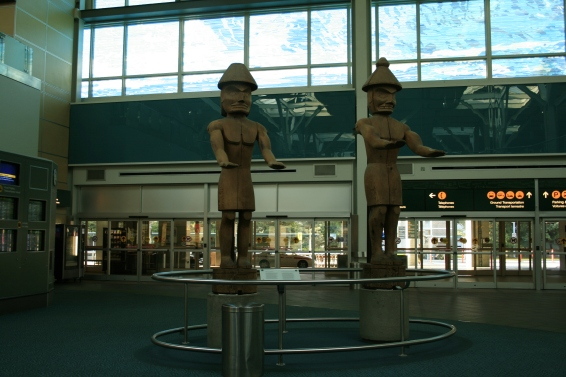 442-Vancouver Airport